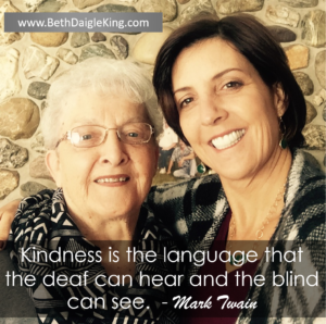 In Pursuit of Deaf Education & Kindness